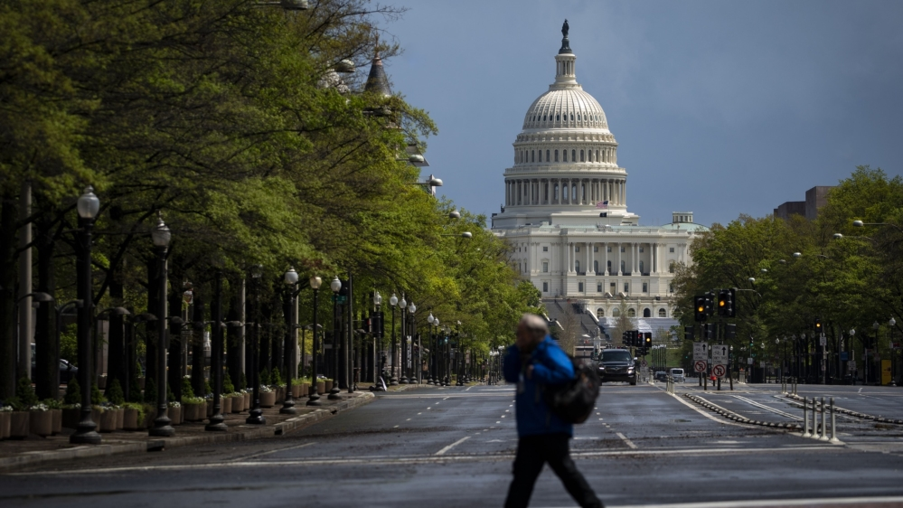 US Congress gives final approval on $484bn relief package