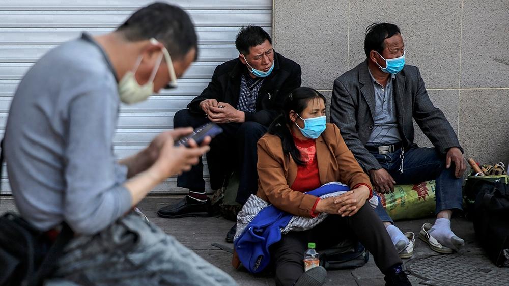 China reports six-week high of coronavirus cases: Live updates thumbnail
