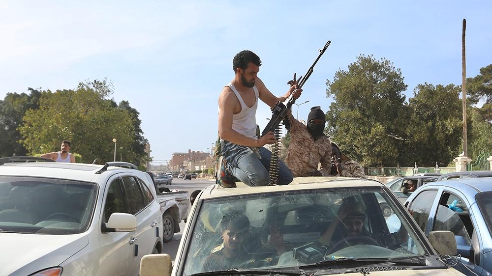 Turkey: Haftar 'aims to create military dictatorship' in Libya thumbnail