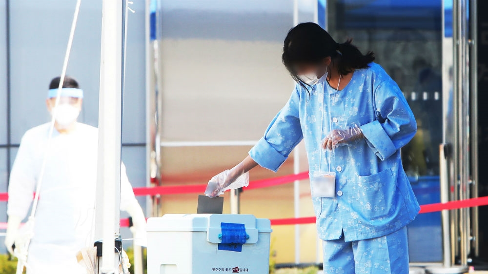 Moon's party set for coronavirus boost in South Korea election ...