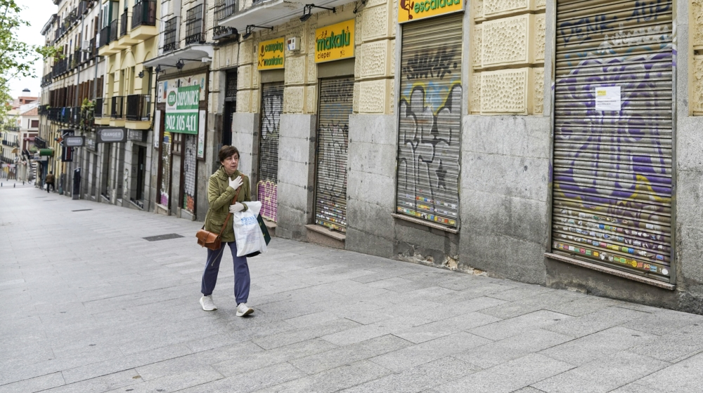 Coronavirus: EU predicts 'recession of historic proportions' thumbnail