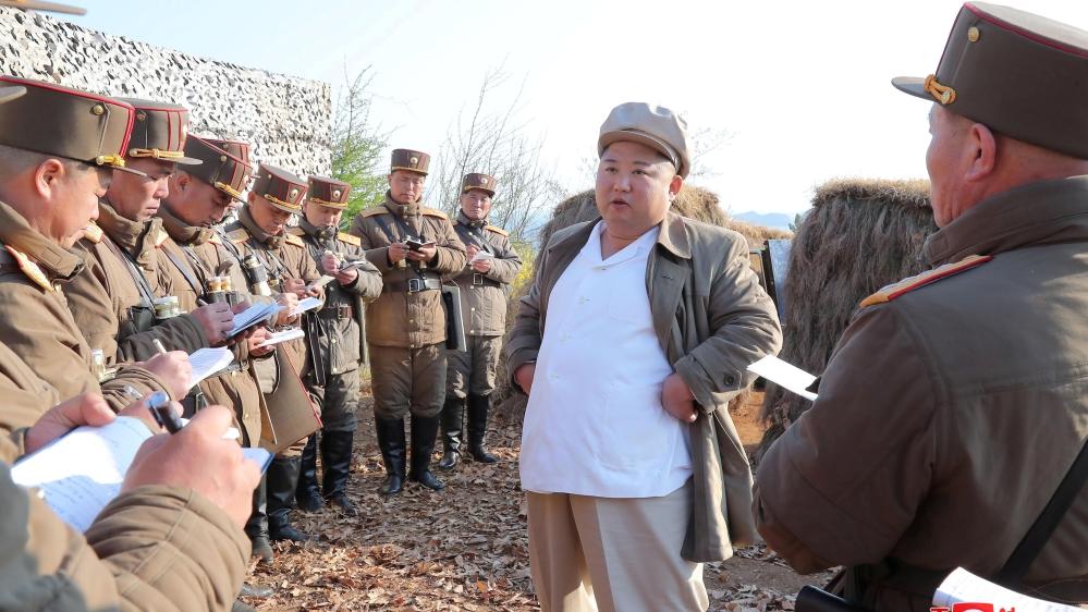 North Korea 'fires multiple suspected cruise missiles' - Al Jazeera English