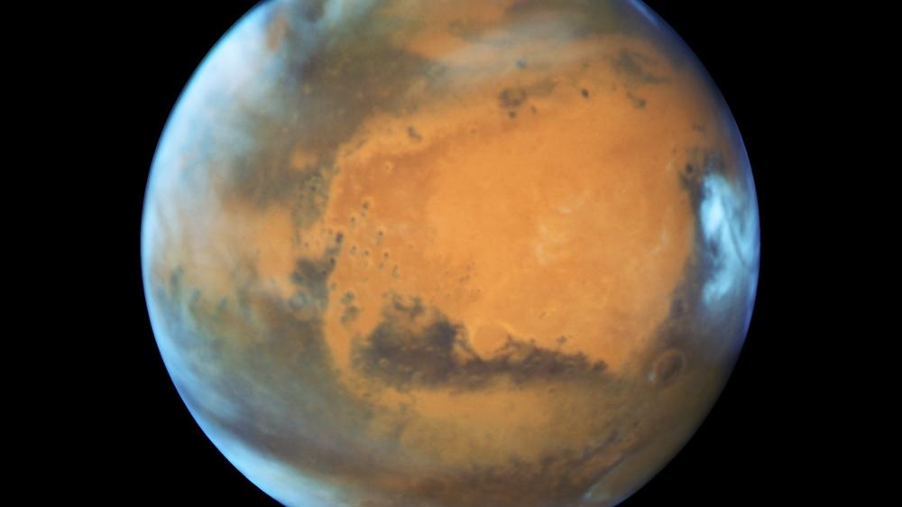 Mars. la planète