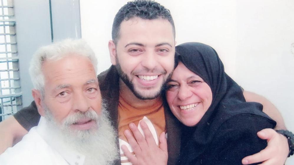 Palestinian prisoner infected with coronavirus
