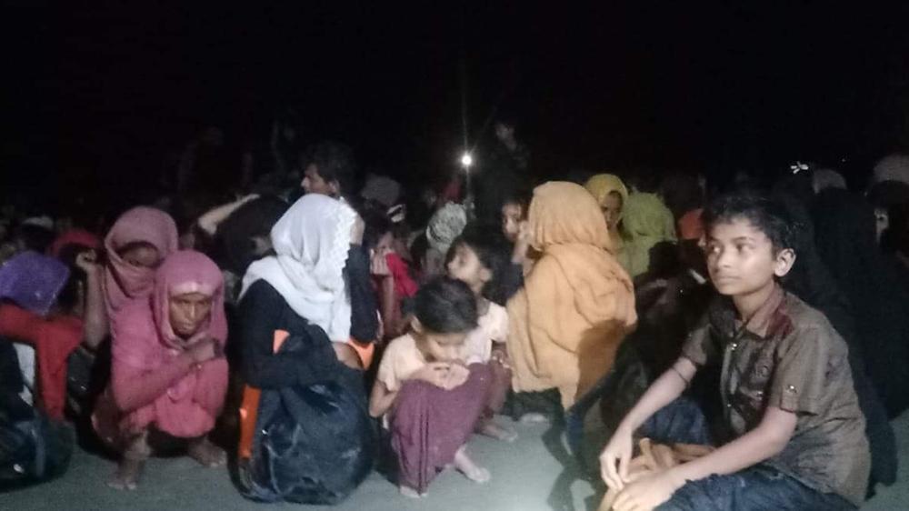 Bangladesh rescues hundreds of Rohingya adrift at sea; 24 dead thumbnail