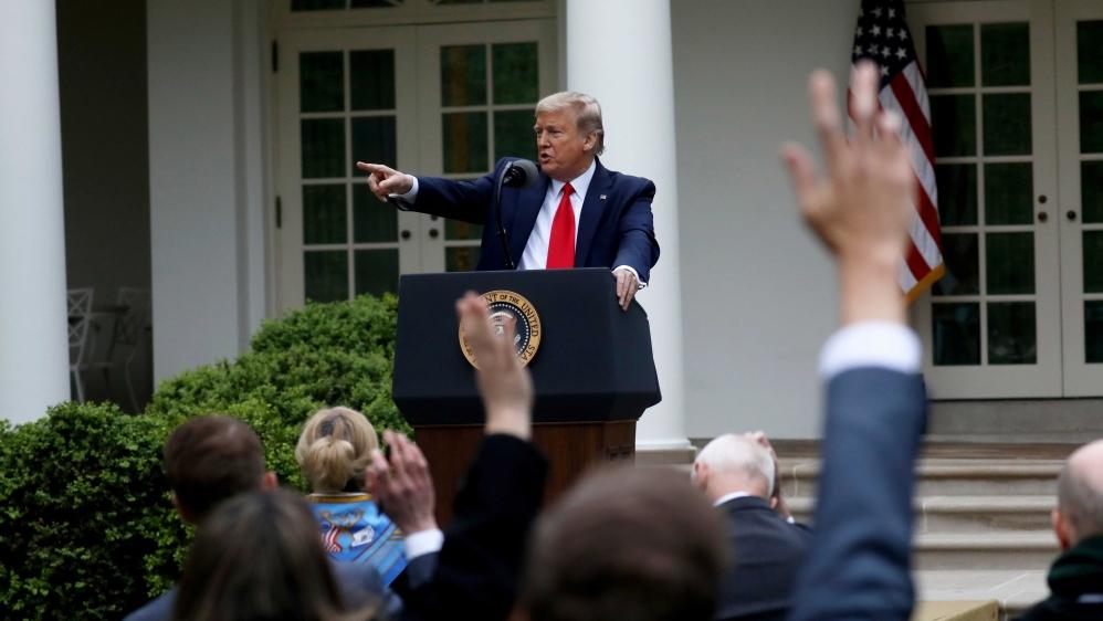 Trump taskforce