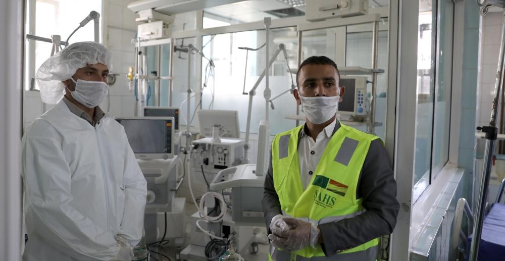 Yemen's war rages under shadow of looming coronavirus threat thumbnail