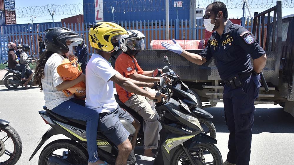East Timor blog entry