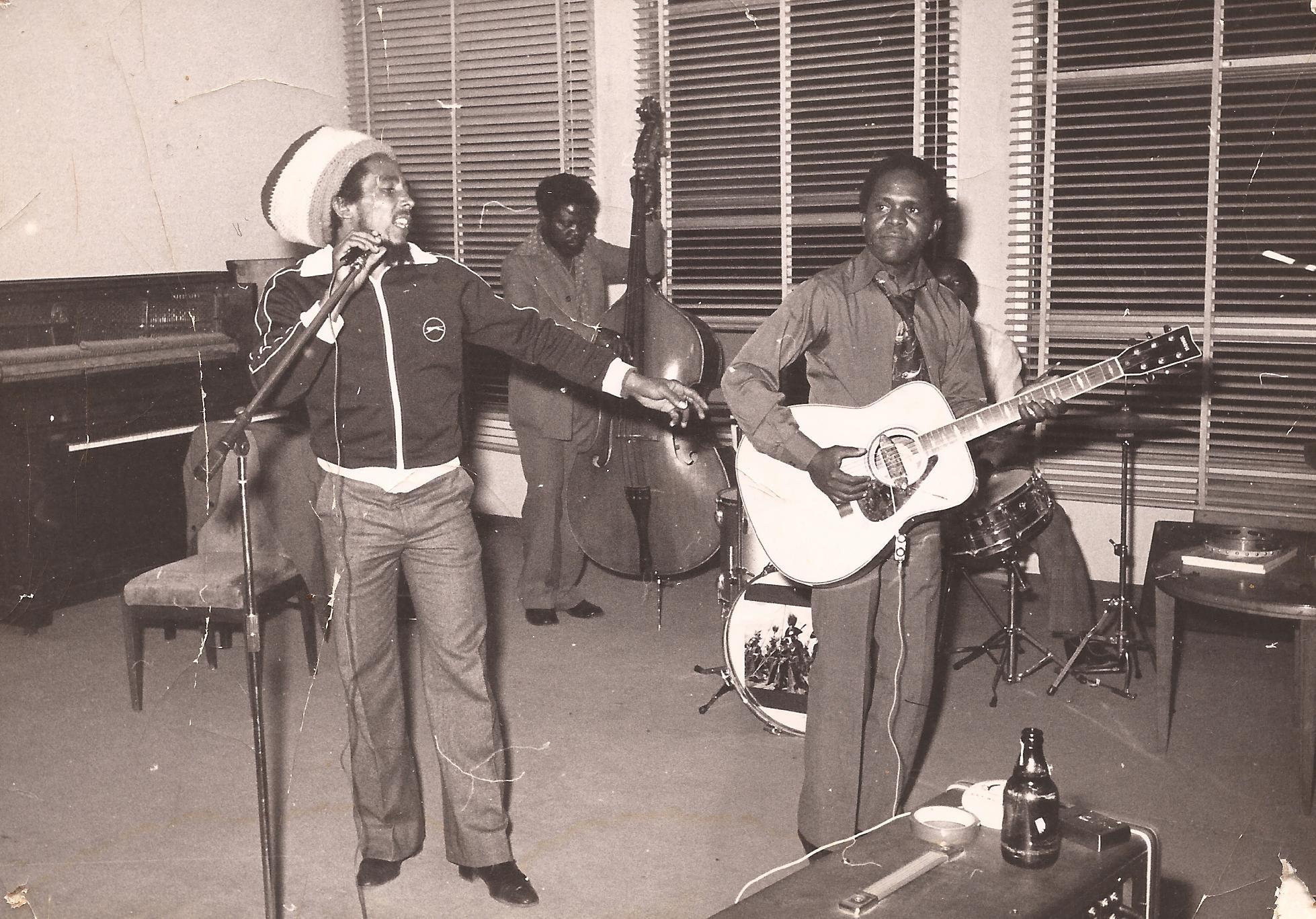 Do not use: Bob Marley, Gibson Mandishona