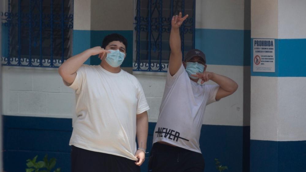 Guatemala - coronavirus