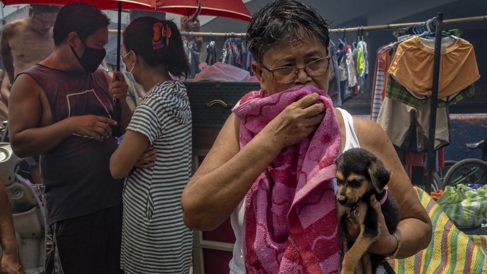 Northern Philippines Under Lockdown To Contain Spread Of The Coronavirus