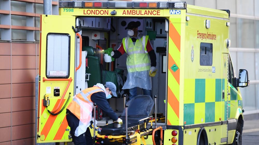 UK coronavirus death toll 40 percent higher than reported thumbnail