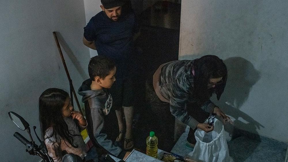 Venezuela informal workers