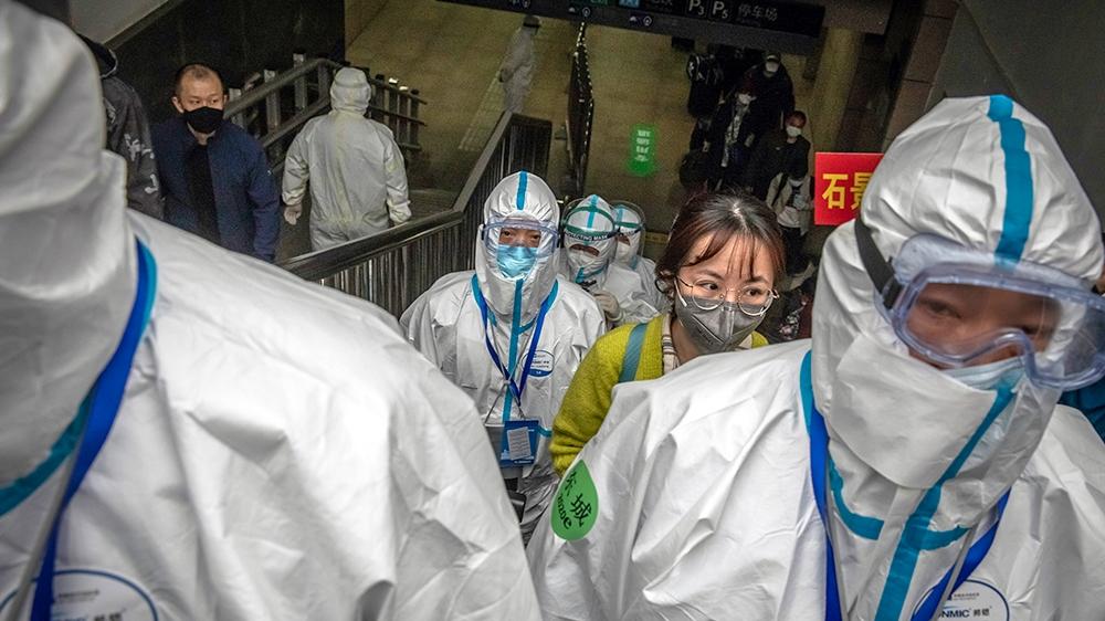 China refutes Australia's coronavirus questioning: Live updates thumbnail