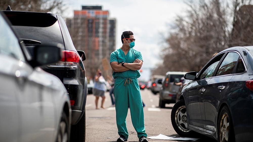 Healthcare workers - Denver