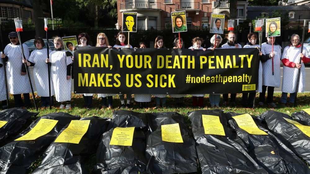 Amnesty: Saudi Arabia executed record number of people in 2019 ...