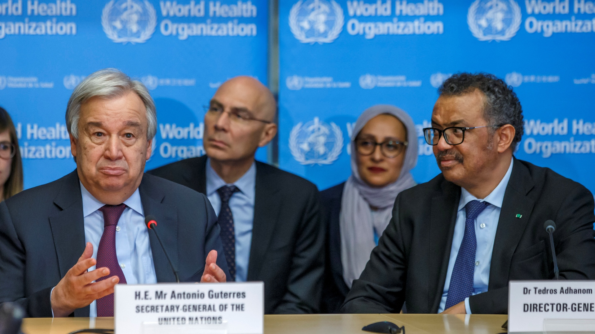 Opinion - WHO UN - Karsten Noko