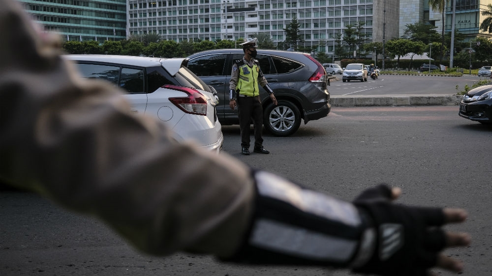 Indonesia bans end of Ramadan exodus amid coronavirus pandemic thumbnail