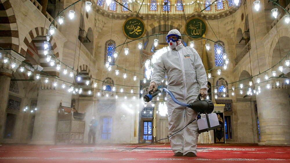 How will the coronavirus pandemic change Ramadan for Muslims? thumbnail