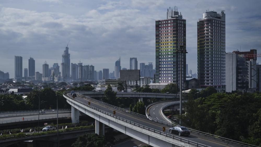 Indonesia Imposes Partial Shutdown In Jakarta To Contain Spread Of The Coronavirus