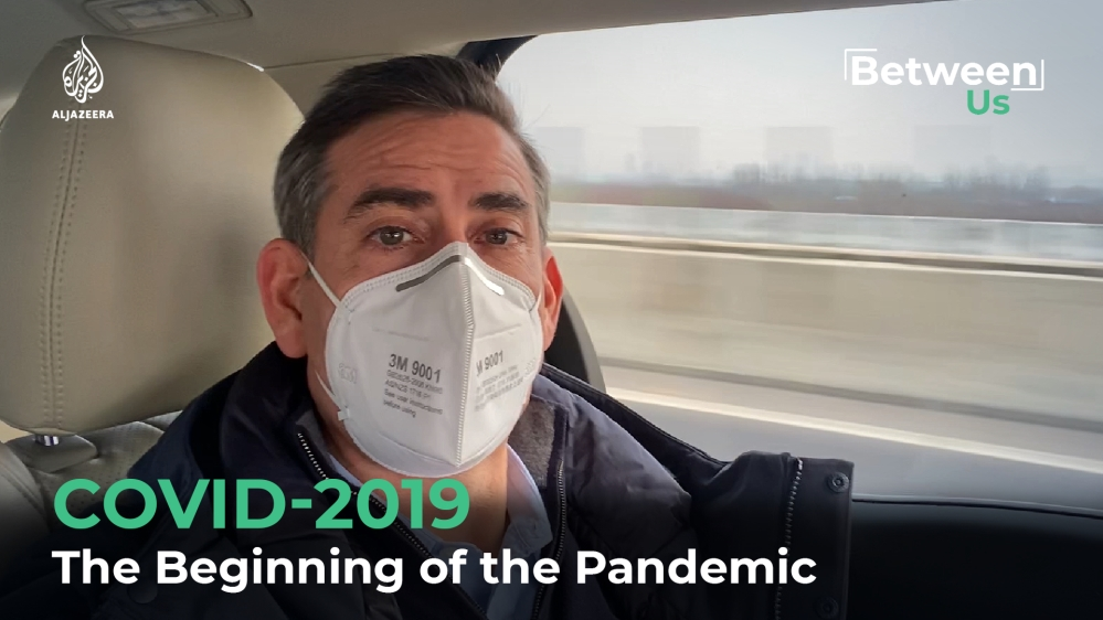 COVID-19: The Beginning of the Pandemic thumbnail