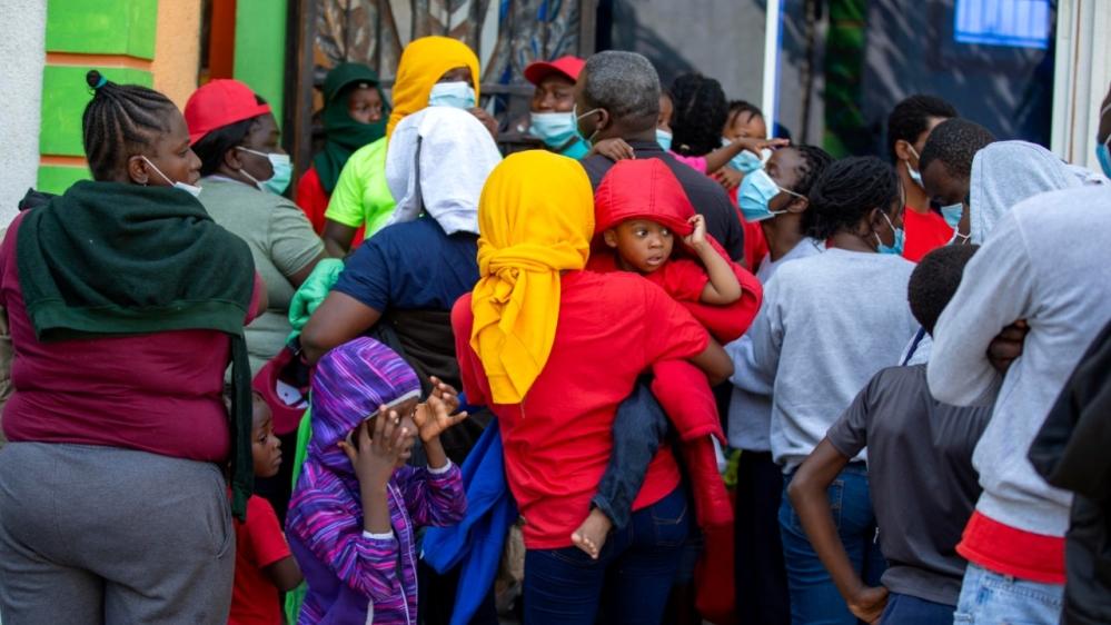 Haitians - coronavirus