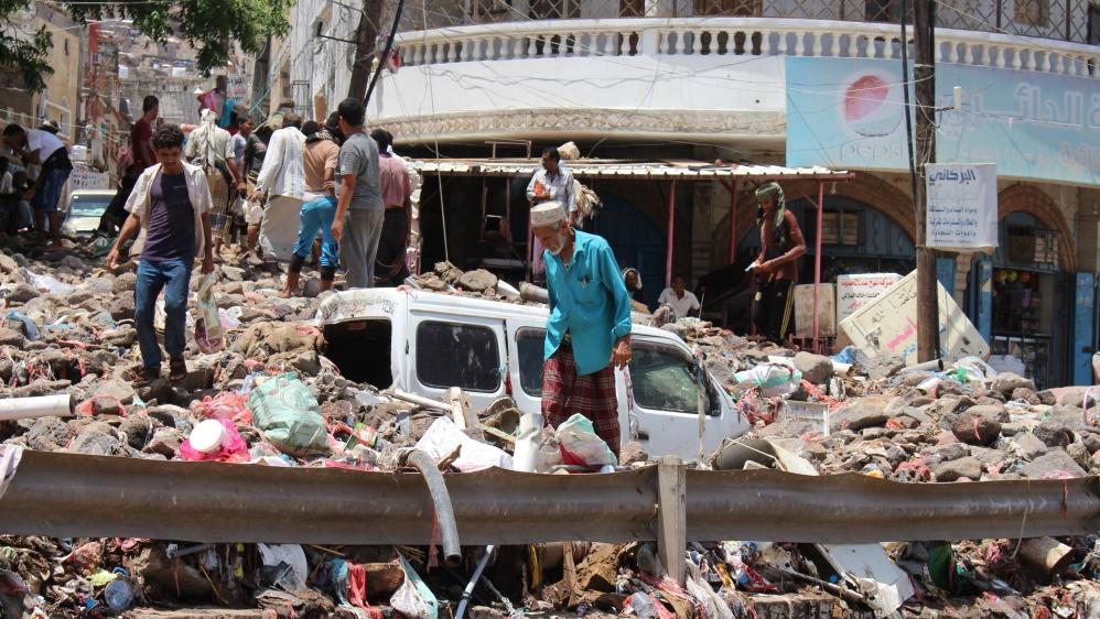Separatist group announces self-rule in southern Yemen