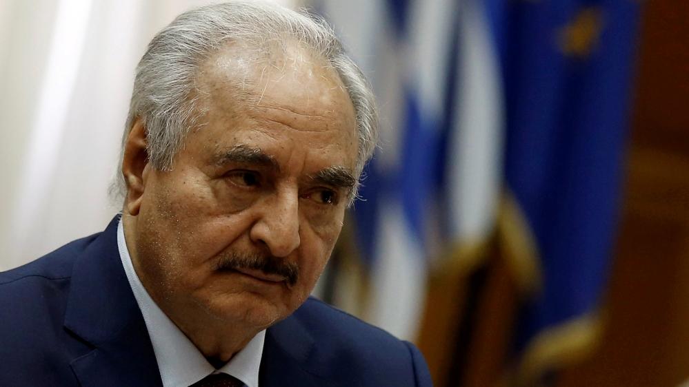 Libya: World reaction to Haftar's termination of unity gov't deal thumbnail