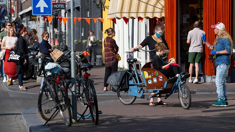 Netherlands blog entry