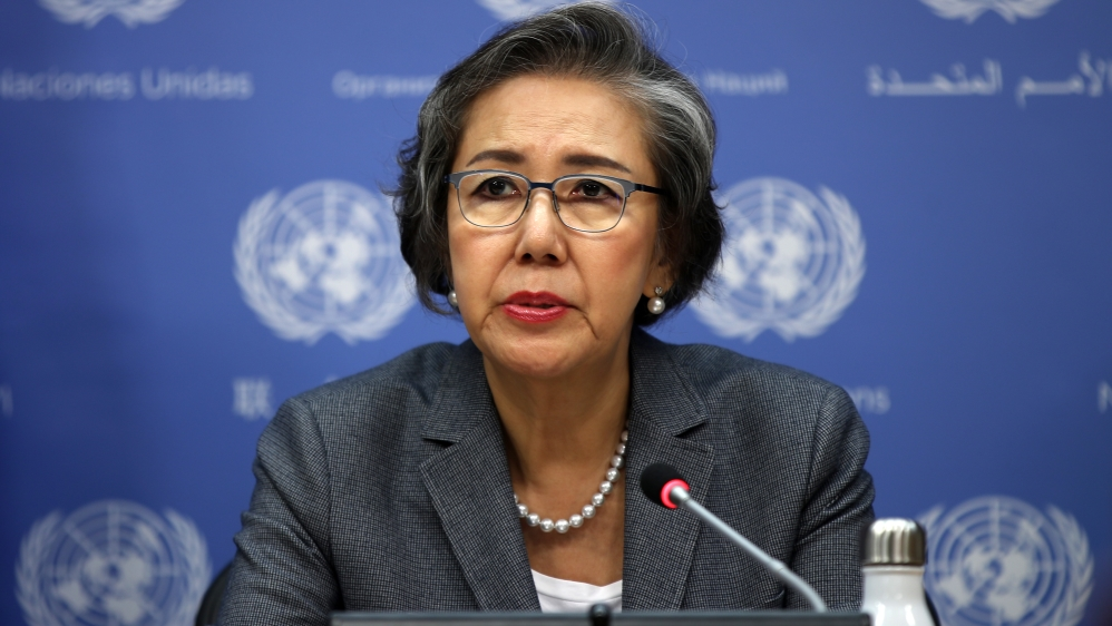 Outgoing UN envoy to Myanmar 'utterly disappointed' with Suu Kyi thumbnail