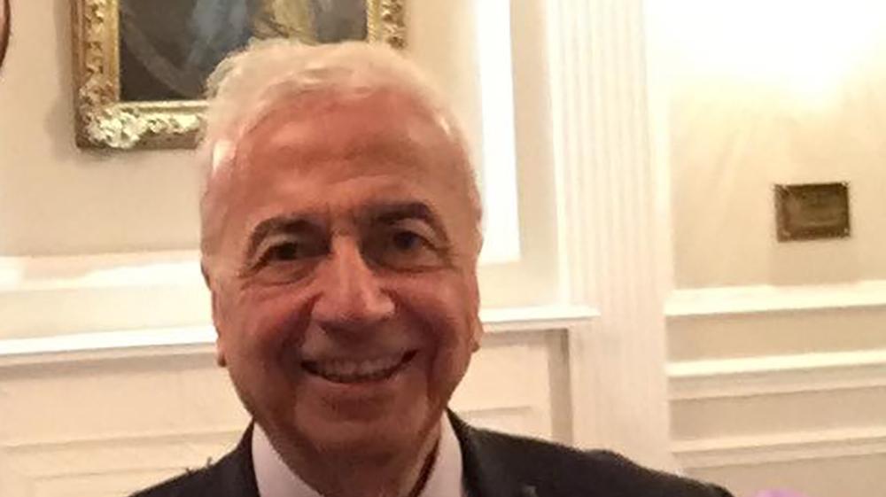 professor Mohamed sami shousha: credit abdelrahman shousha