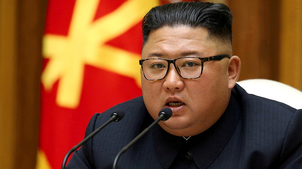 North Korea leader Kim Jong Un resuming public activity: KCNA thumbnail