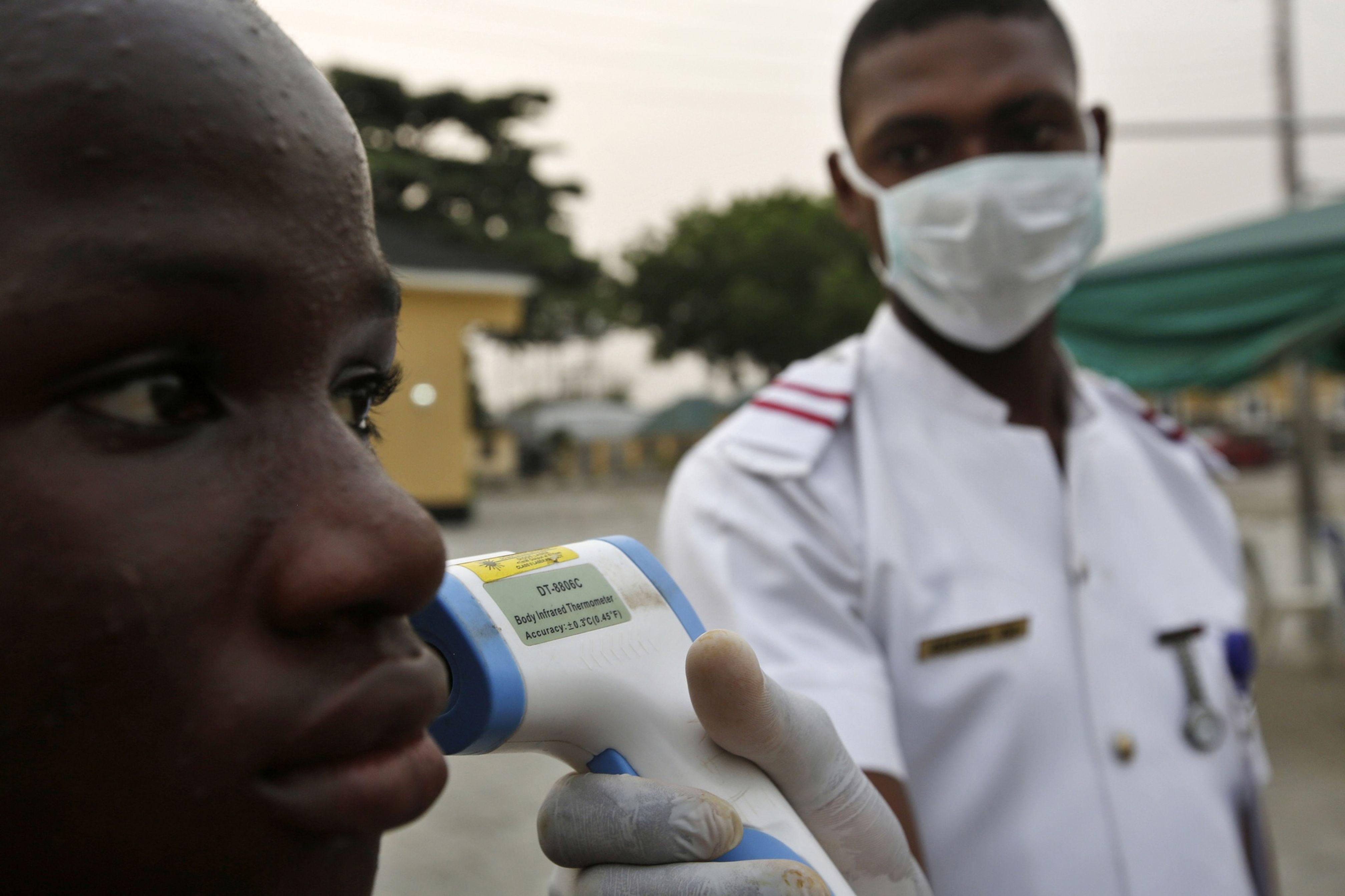 First Coronavirus Case In Sub-Saharan Africa Confirmed