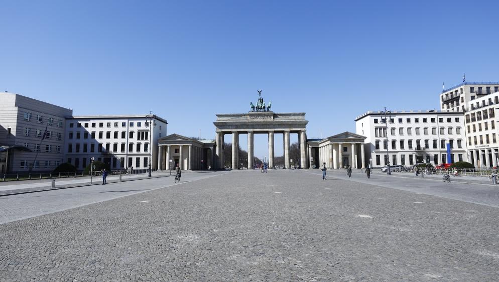 Précautions contre les coronavirus en Allemagne
