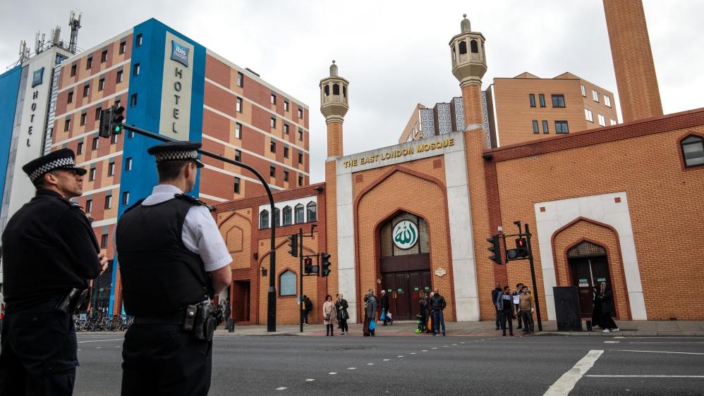 Мечеть Восточного Лондона | COVID-19