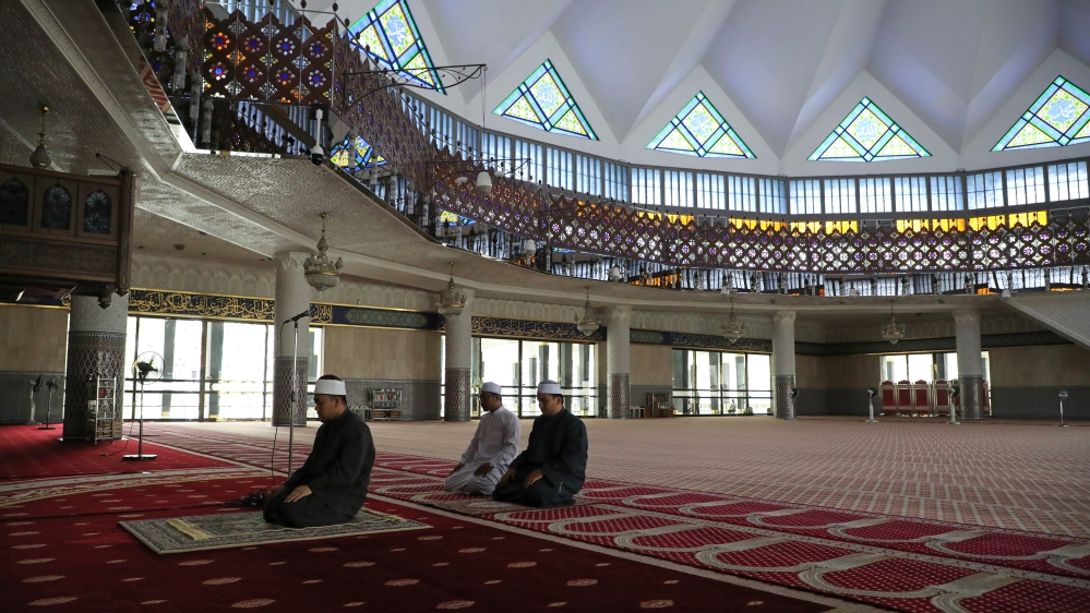 Национальная Мечеть Малайзии | COVID-19