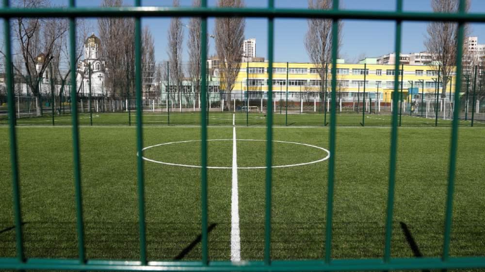 empty football ground - reuters