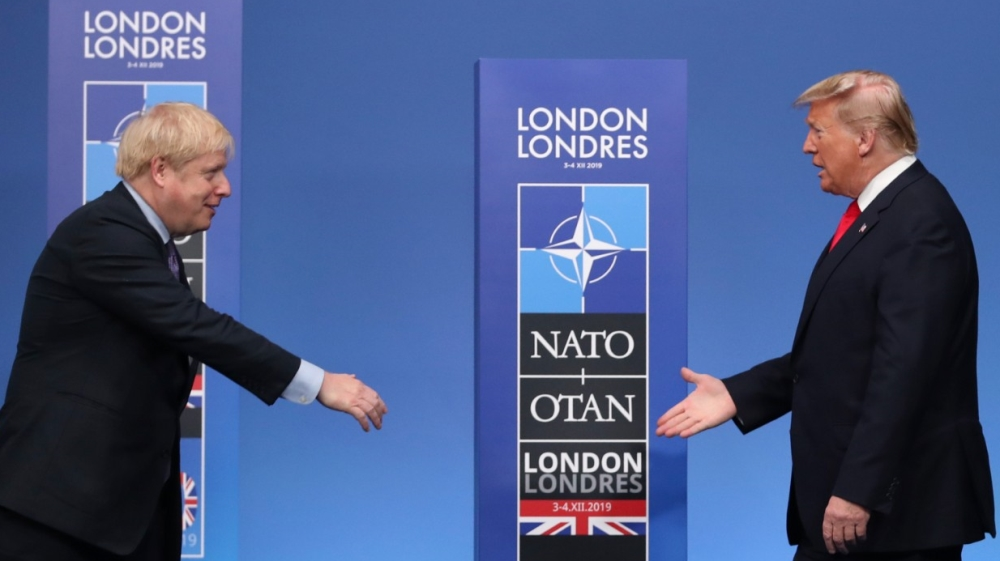 Boris Johnson: World reacts to British PM's coronavirus downturn thumbnail