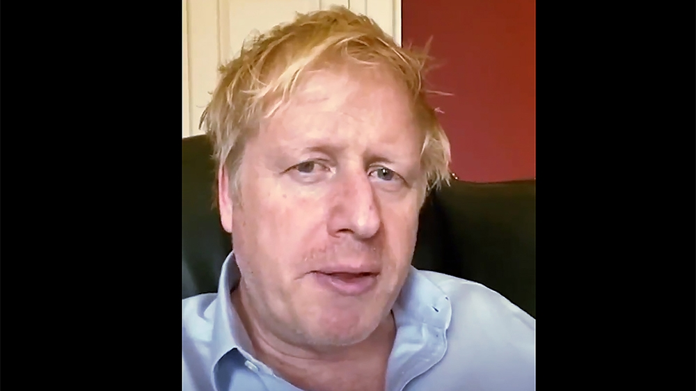 UK PM spends second night in intensive care fighting coronavirus