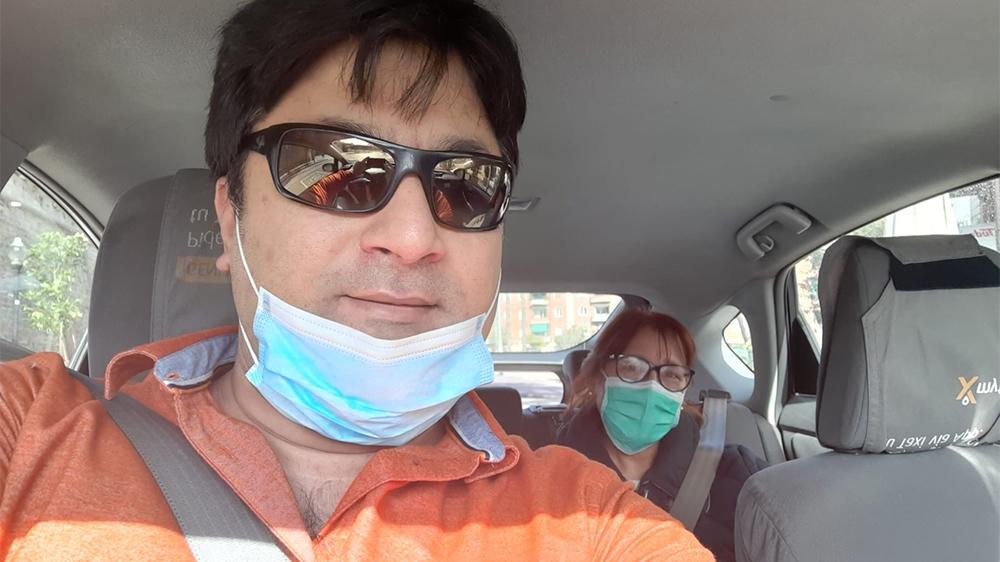 pakistani taxi