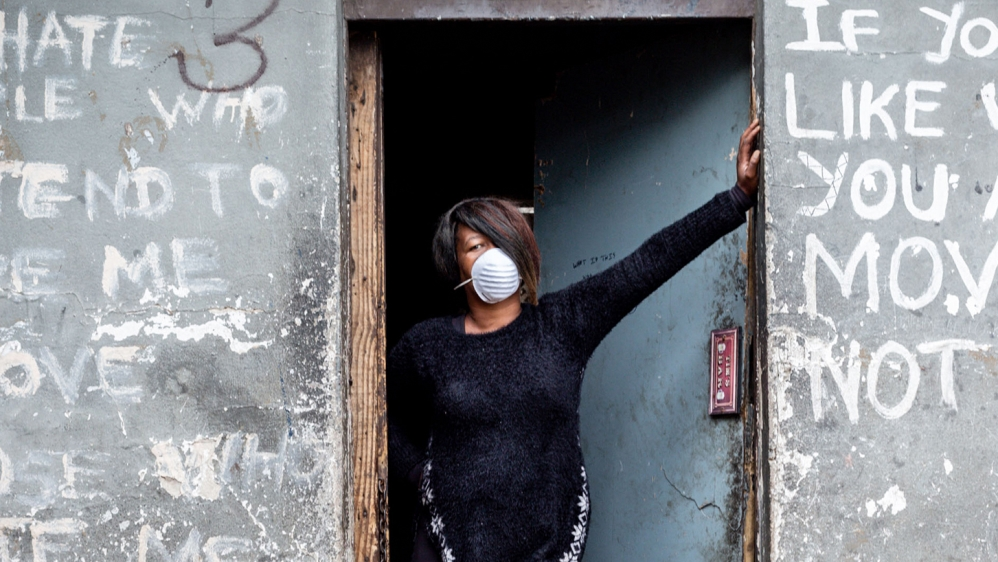 Amid lockdown, South Africa's waste pickers suffer most