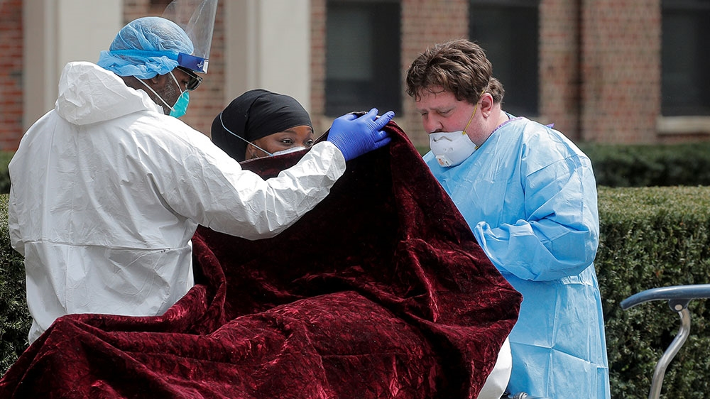 New York's Daily Virus Death Toll Drops Slightly to 777