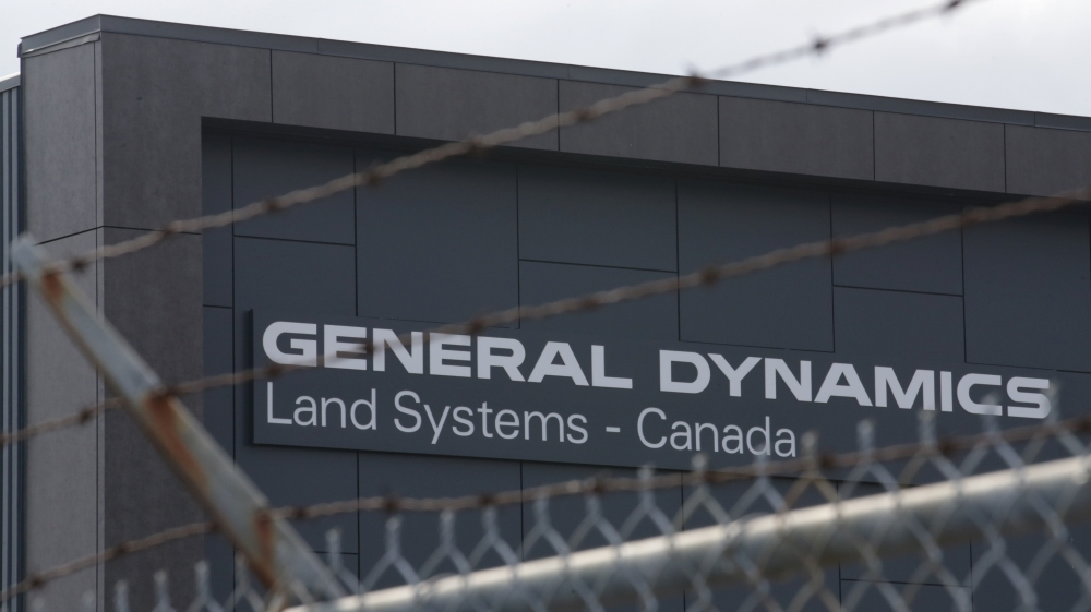 Canada lifts freeze on arms exports to Saudi Arabia