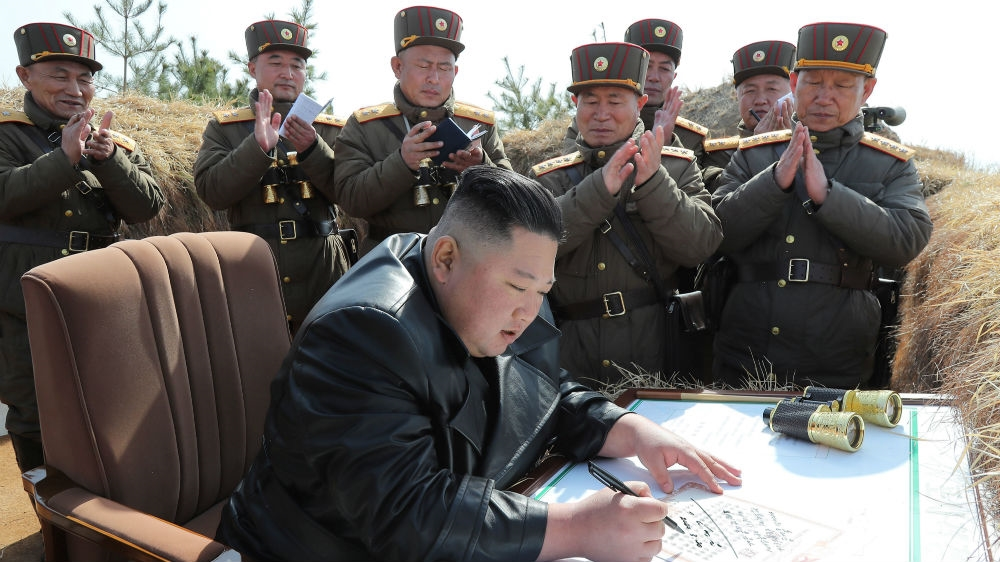 North Korea's Kim Jong Un Reshuffles Top Governing Body
