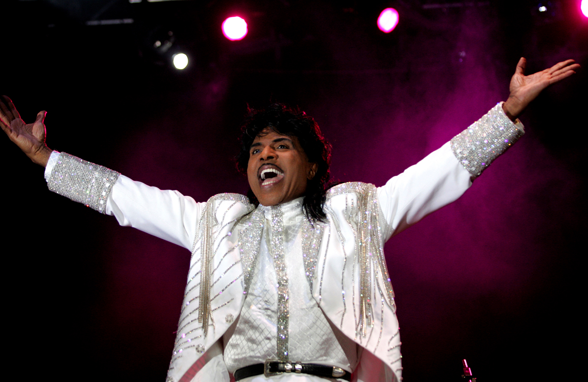 Little Richard, the self-proclaimed 'architect of rock 'n' roll', has died at the age of 87. [Alonso Gonzalez/Reuters]