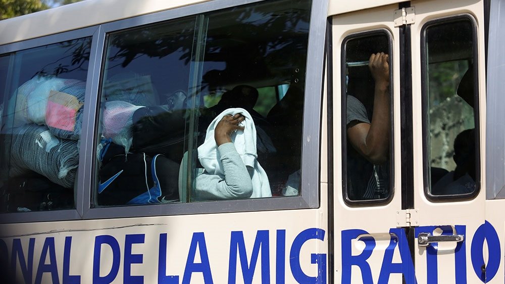 US to deport Haitians who've tested positive for coronavirus: NGO thumbnail