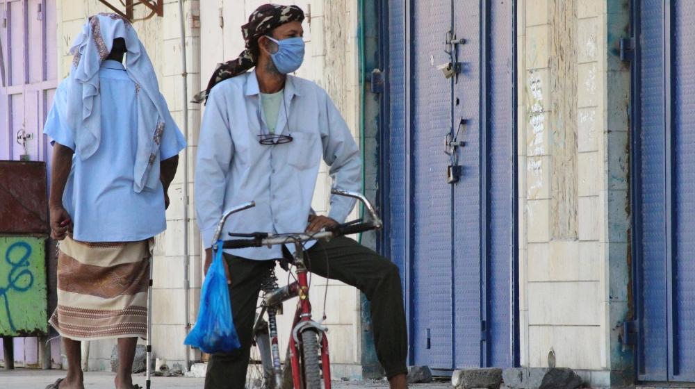 Yemen gov't declares Aden 'infested' as coronavirus spreads thumbnail