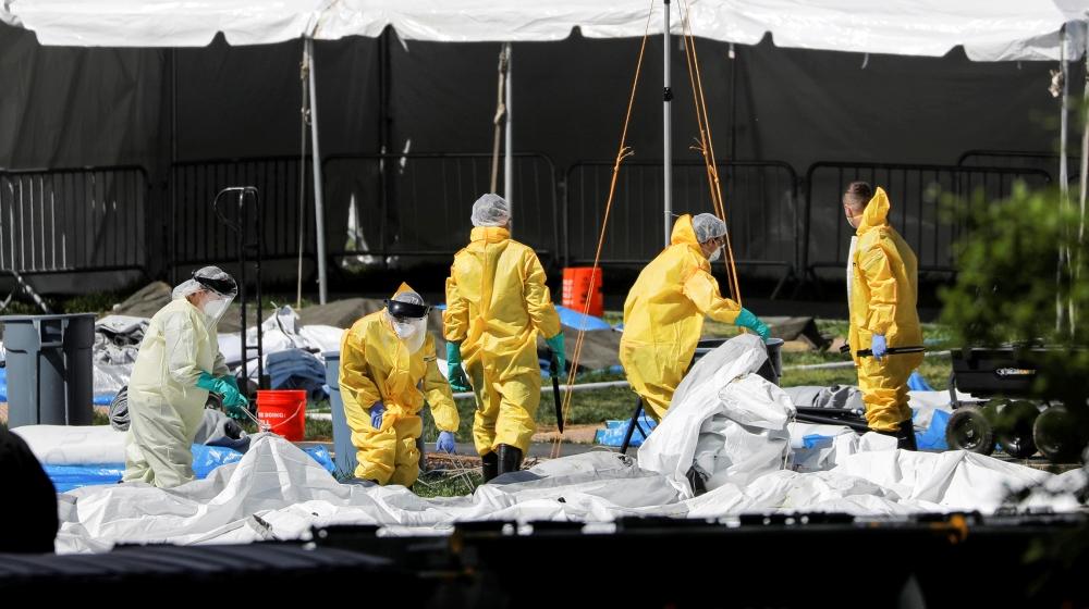 US coronavirus deaths pass 80,000: Live updates thumbnail