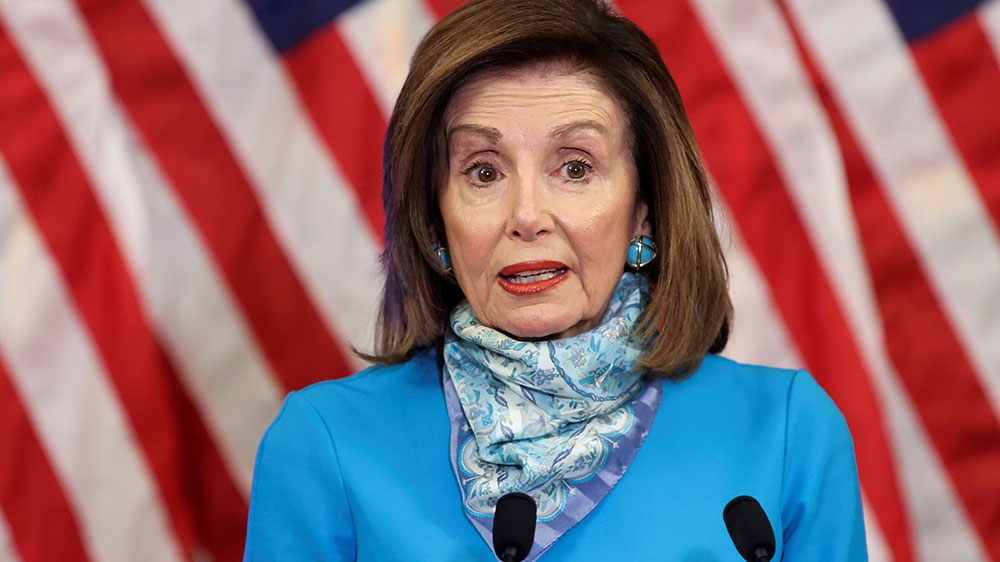 US House Democrats push ahead with $3 trillion coronavirus bill