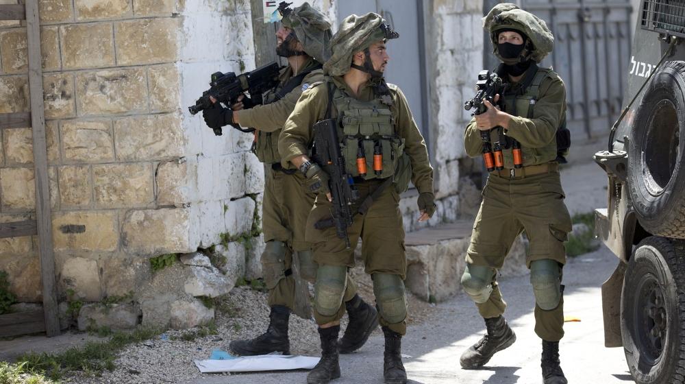 Israeli soldier killed during raid in occupied West Bank - Al Jazeera English